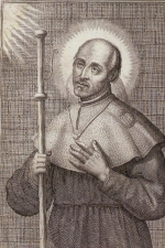 Saint Ignatius of Loyola, SI (1491 - 1556)