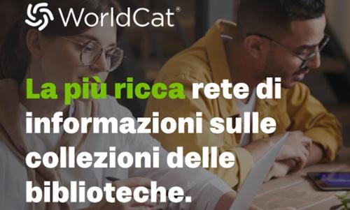 Adesione della Biblioteca a WorldCat