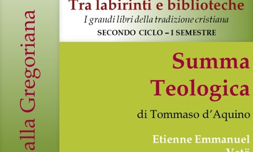 Summa Teologica di Tommaso d'Aquino