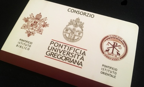 The future of the Society's universities in Rome