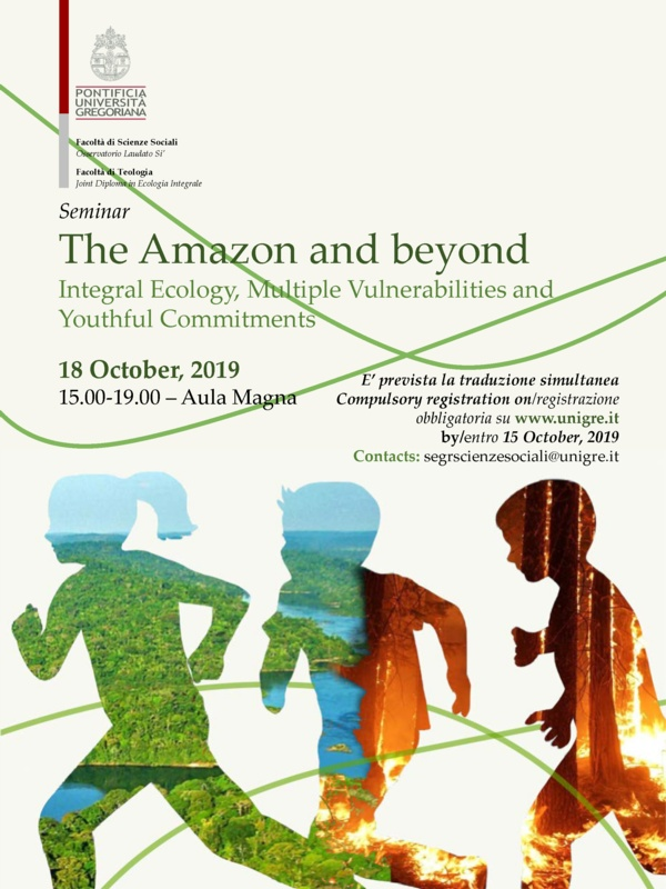 The Amazon and beyond