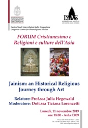 Jainism: an Historical Religious Journey through Art