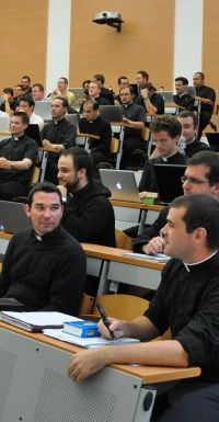 Some students of the Pontifical Gregorian University